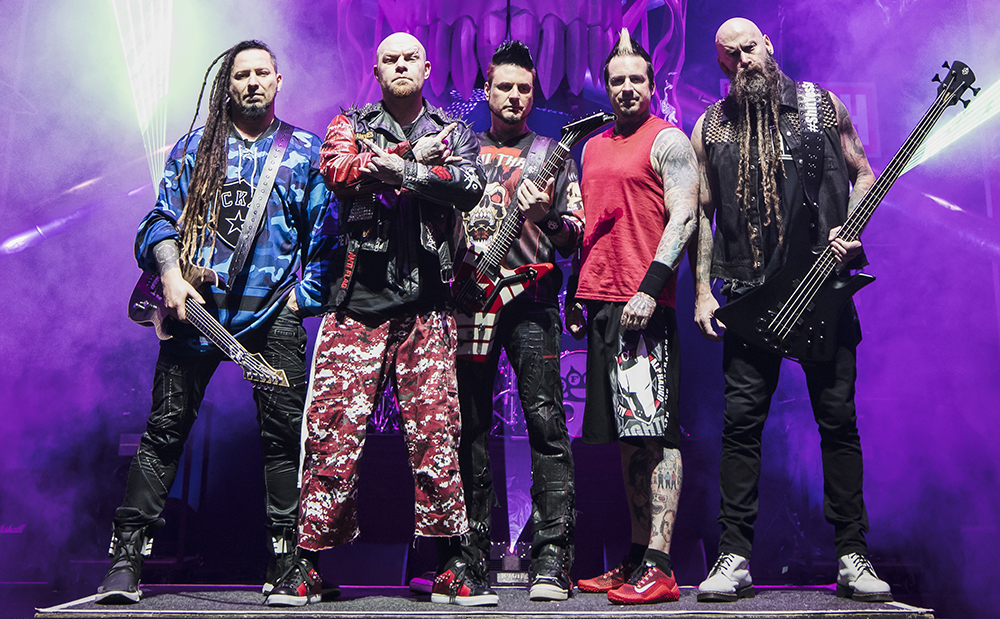 Watch This Hilarious Five Finger Death Punch Roast