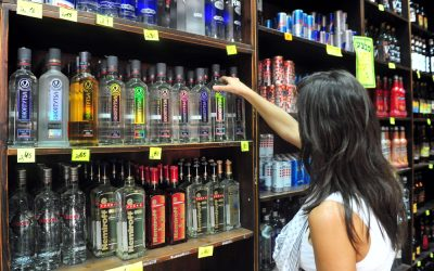 Liquor Stores Putting A Stop To Out Of State Sales