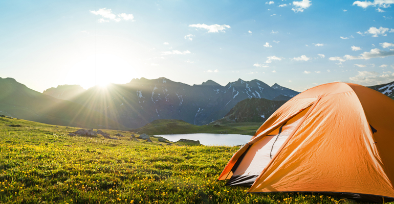 Report: British People Don't Know How To Camp