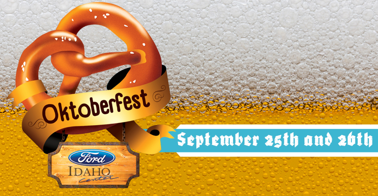 Win Tickets to Octoberfest 2020 @ The Ford Idaho Center