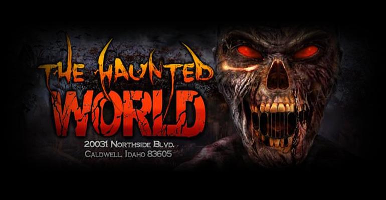 Win Haunted World Tickets